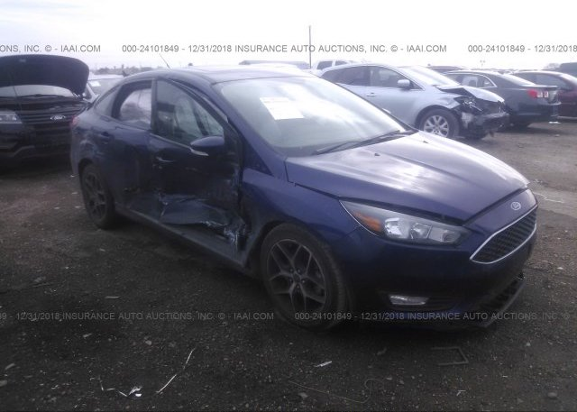 Inventory #277493644 2017 FORD FOCUS