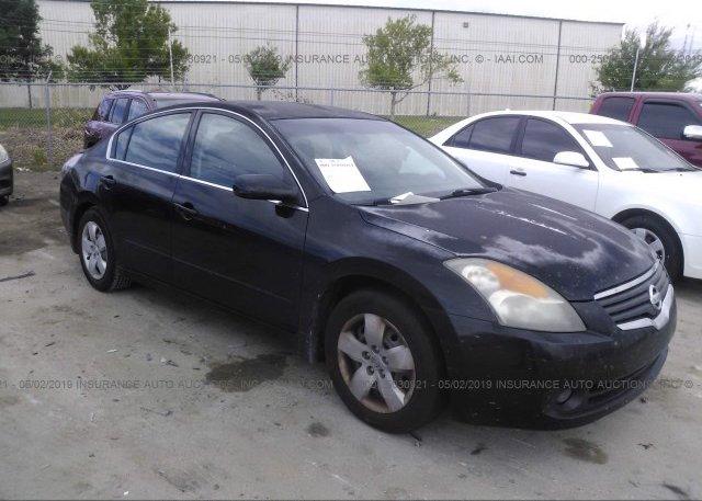 Inventory #295268243 2007 Nissan ALTIMA