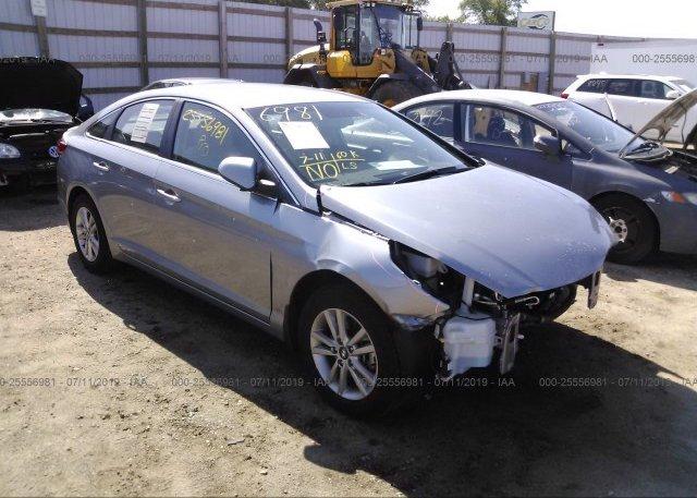 Inventory #265709963 2017 Hyundai SONATA