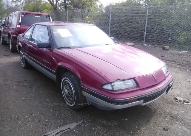 Inventory #128494102 1989 Pontiac GRAND PRIX