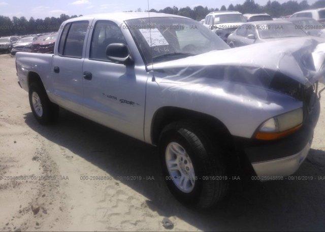 Inventory #677587638 2001 Dodge DAKOTA