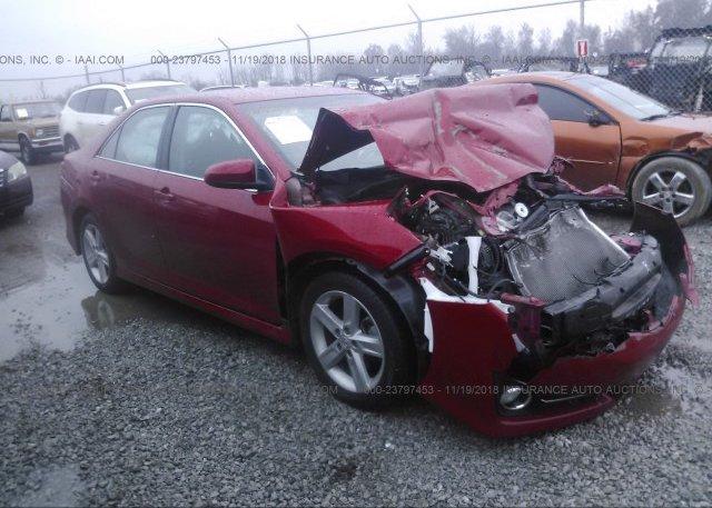 Inventory #153935942 2014 Toyota CAMRY