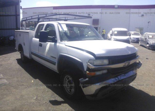 Inventory #512899066 2002 Chevrolet SILVERADO