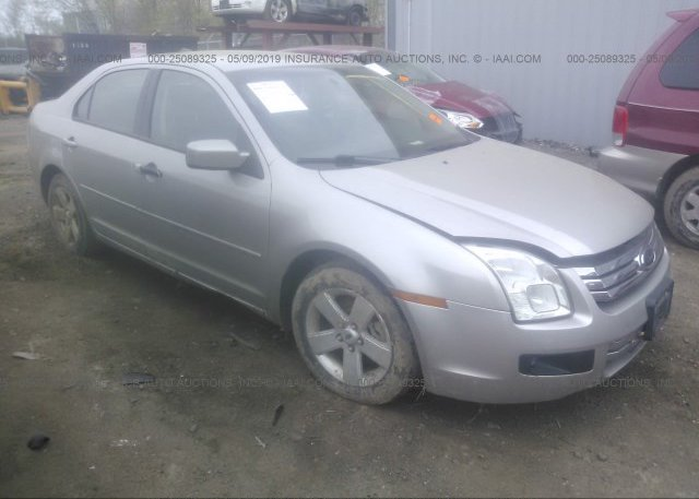 Inventory #438192355 2008 FORD FUSION