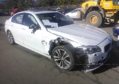 2016 BMW 528 - WBA5A7C58GG644024 Left View