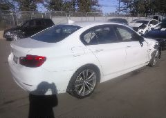 2016 BMW 528 - WBA5A7C58GG644024 rear view