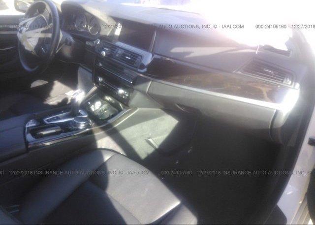 2016 BMW 528 - WBA5A7C58GG644024