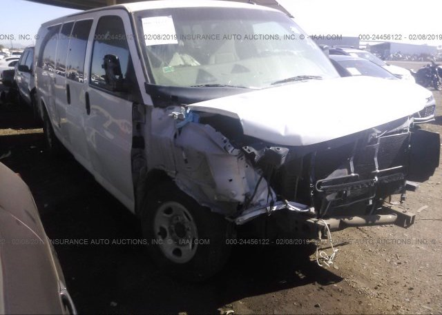Inventory #918526451 2013 Chevrolet EXPRESS G3500