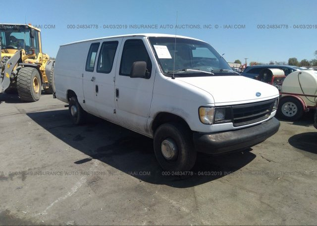 Inventory #370194475 1993 FORD ECONOLINE