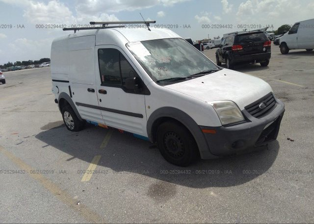 Inventory #762684918 2012 FORD TRANSIT CONNECT