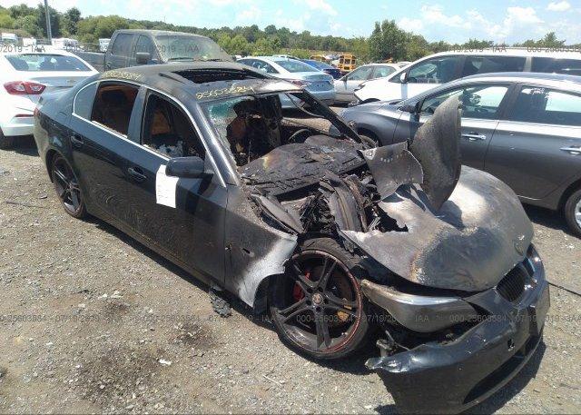 Inventory #166937067 2005 BMW 545