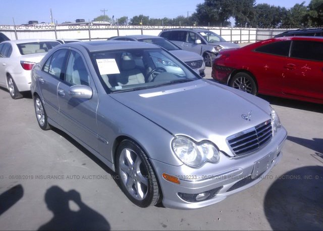 Inventory #341724800 2007 Mercedes-benz C