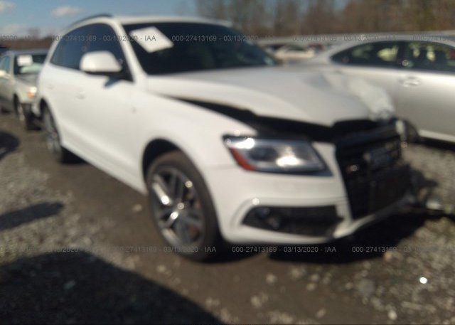 Wa1ccafp7ga089241 Salvage Audi Sq5 At Morganville Nj On Online