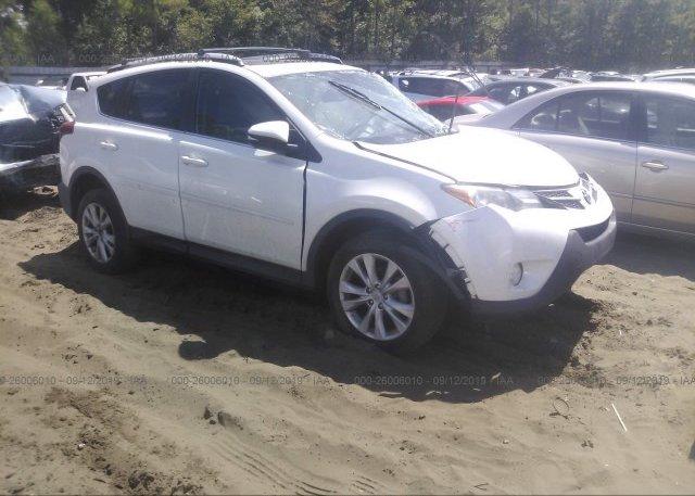 Inventory #741211402 2013 Toyota RAV4