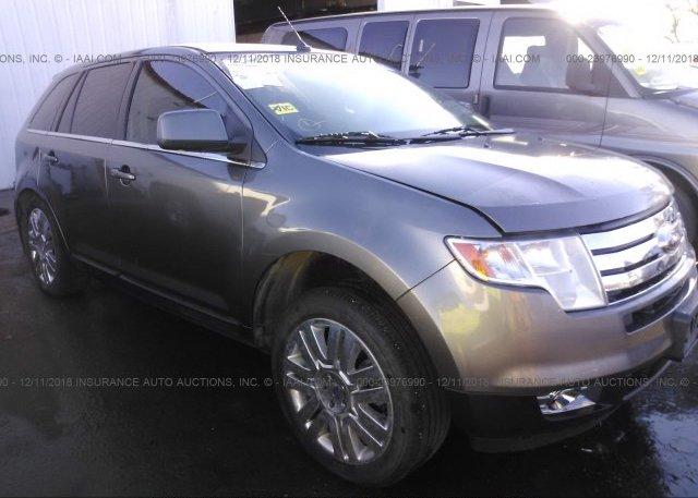 Inventory #112849899 2010 FORD EDGE