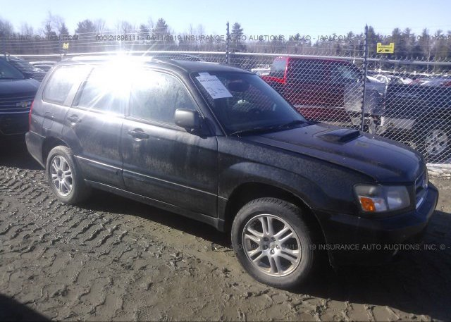Inventory #392387023 2005 Subaru FORESTER