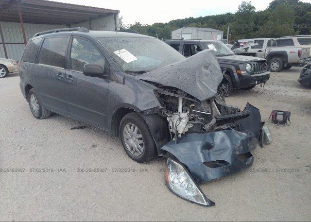 Inventory #928890245 2010 Toyota SIENNA
