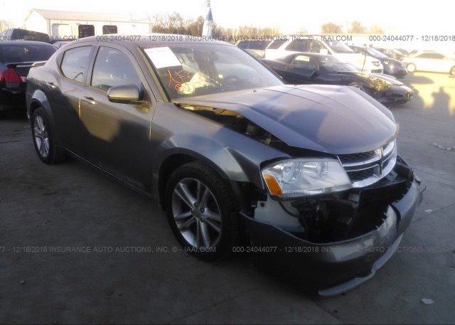 Inventory #470680762 2011 Dodge AVENGER