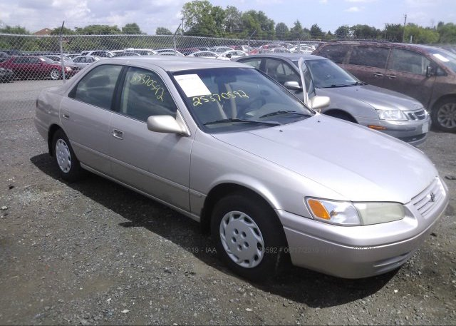 Inventory #501980206 1999 Toyota CAMRY