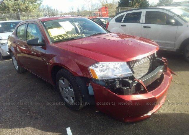Inventory #619890573 2010 Dodge AVENGER