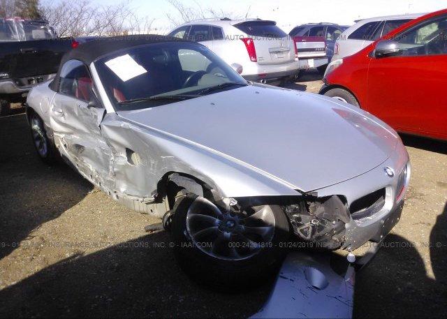 Inventory #675699088 2003 BMW Z4
