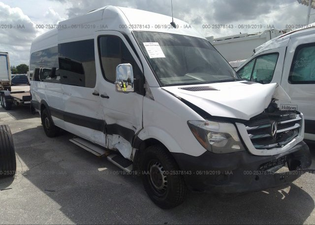 Inventory #394736768 2015 Mercedes-benz SPRINTER