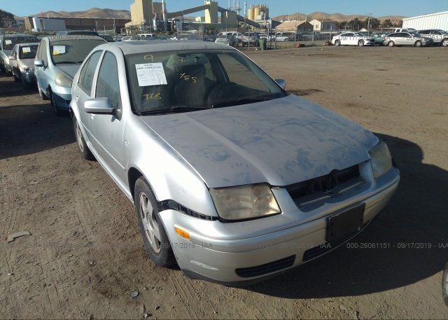 Inventory #687517688 2000 Volkswagen JETTA