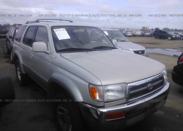 Inventory #291499506 1996 Toyota 4RUNNER