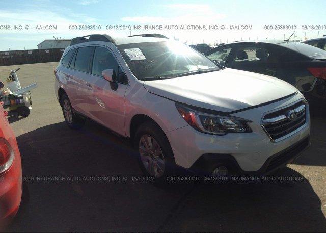Inventory #439261461 2018 Subaru OUTBACK