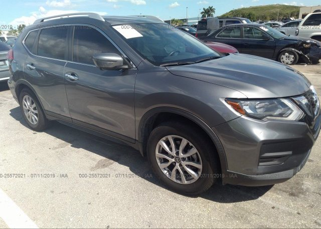 Inventory #587782693 2017 Nissan ROGUE