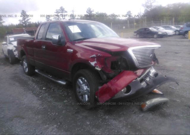 Inventory #843608302 2008 FORD F150