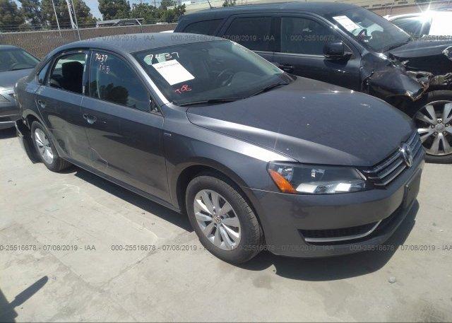Inventory #259358409 2015 Volkswagen PASSAT