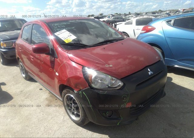Inventory #283413780 2015 Mitsubishi MIRAGE