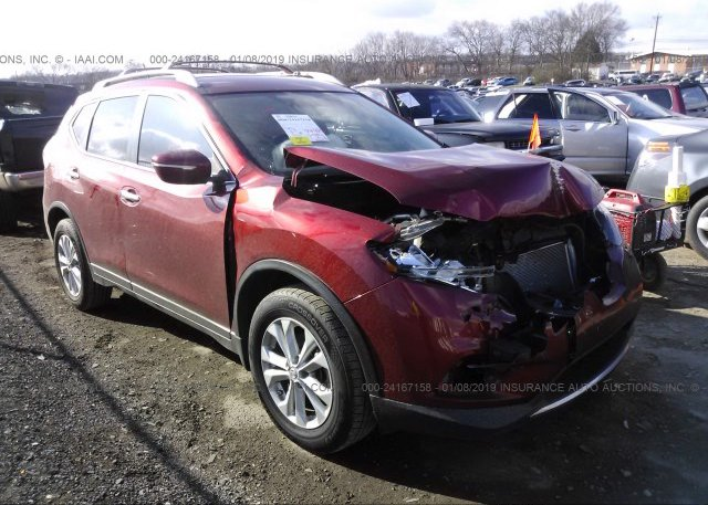 Inventory #719314939 2014 Nissan ROGUE