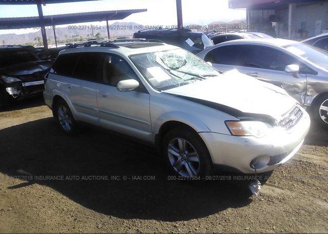 Inventory #705426518 2006 Subaru LEGACY