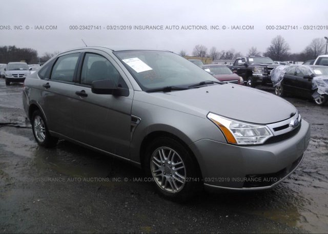 Inventory #210480968 2008 FORD FOCUS