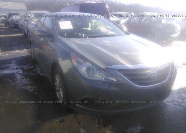 Inventory #960378568 2014 Hyundai SONATA