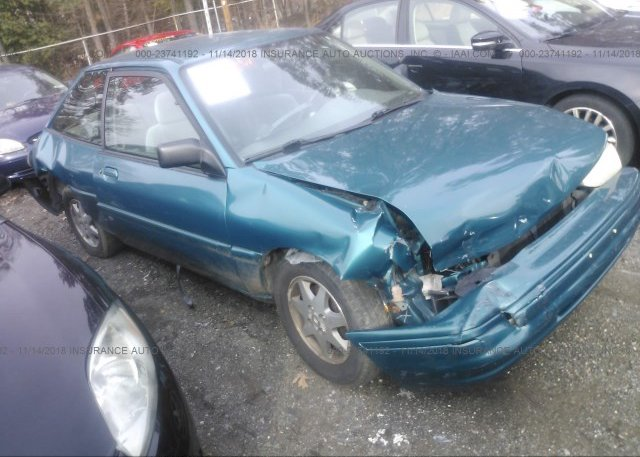 Inventory #222723240 1996 FORD ESCORT