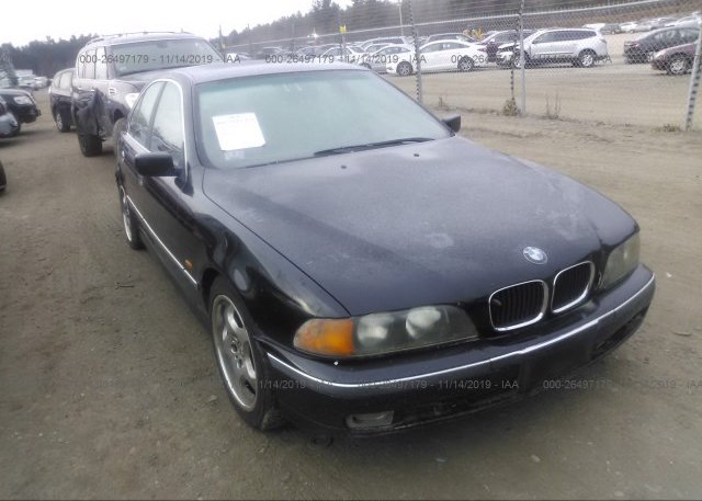 Inventory #192684787 1997 BMW 540