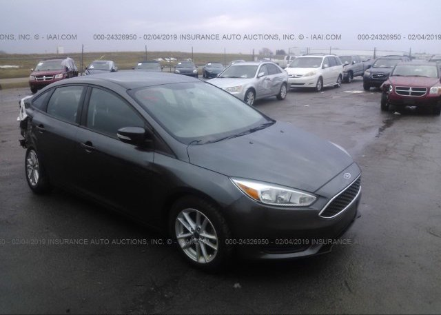Inventory #957456926 2016 FORD FOCUS
