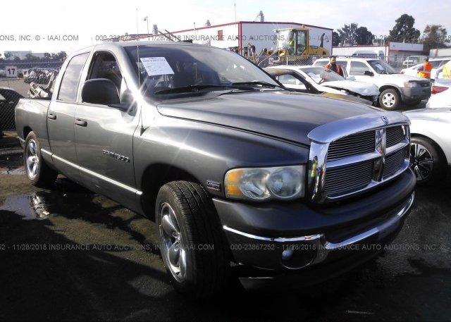 Inventory #535789813 2003 Dodge RAM 1500