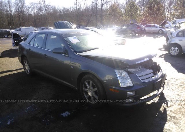 Inventory #454739699 2007 Cadillac STS