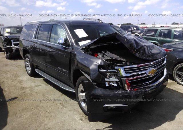 Inventory #140687607 2017 Chevrolet SUBURBAN