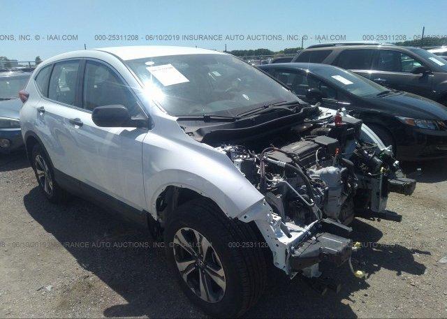 Inventory #276792358 2018 Honda CR-V