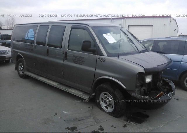 Inventory #136665568 2010 GMC SAVANA