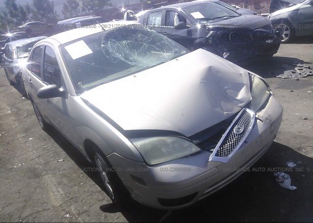Inventory #304357124 2007 FORD FOCUS