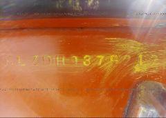 2012 HOMEMADE FLATS BOAT 18' - FLZDH937B212 engine view