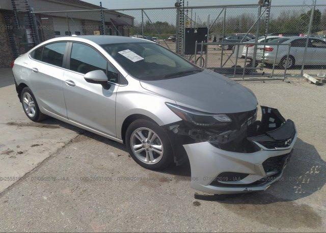 Inventory #588188000 2018 Chevrolet CRUZE