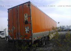 2004 WABASH NATIONAL CORP VAN - 1JJV532W74L855123 rear view