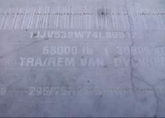 2004 WABASH NATIONAL CORP VAN - 1JJV532W74L855123 engine view